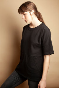 T-Shirt Sweatshirt Black