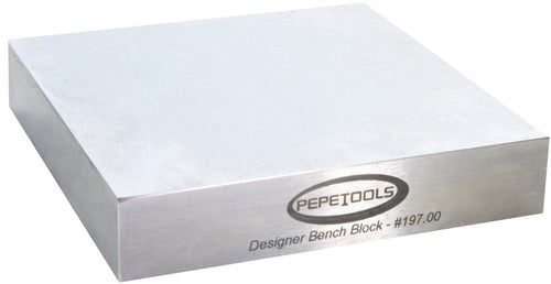 Pepetools - Steel Bench Block