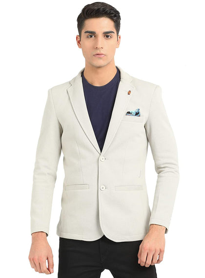 Men's casual Blazer slim fit 2 button