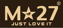 M 27 our in house Brand