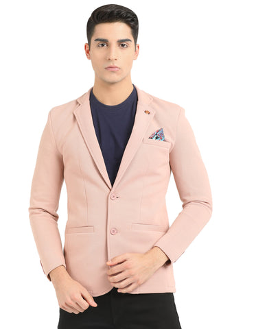 M 27 Casual slim fit Blazer Candy color