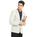 M 27 Casual slim fit Blazer beige color