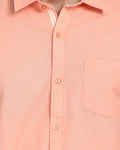 M 27 Casual Shirts Candy Color