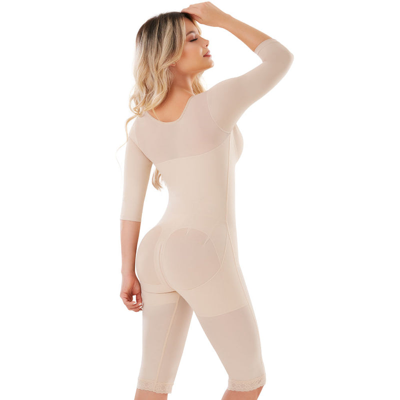 Shape Concept Fajas Colombianas Reductoras y Moldeadoras High Compression Garments After Liposuction Full Bodysuit 072
