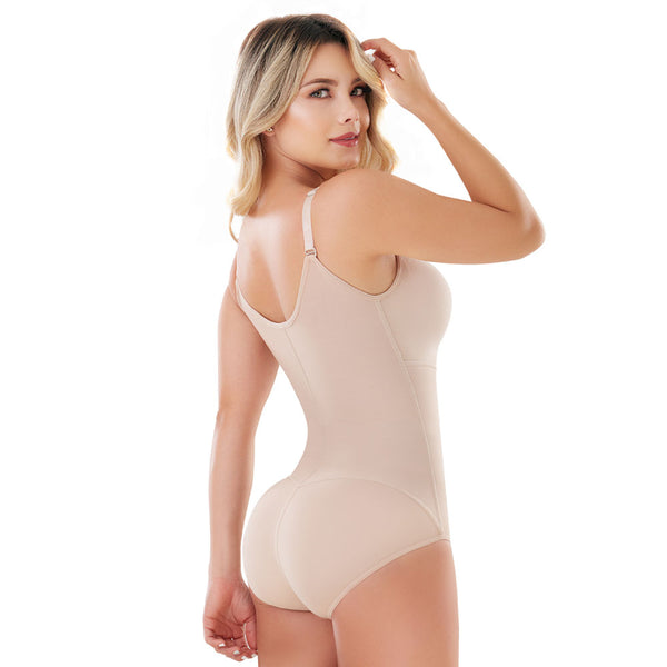 Shape Concept Fajas Colombianas Postparto SCM077 Body Shaper for Women Compression Garments After Liposuction
