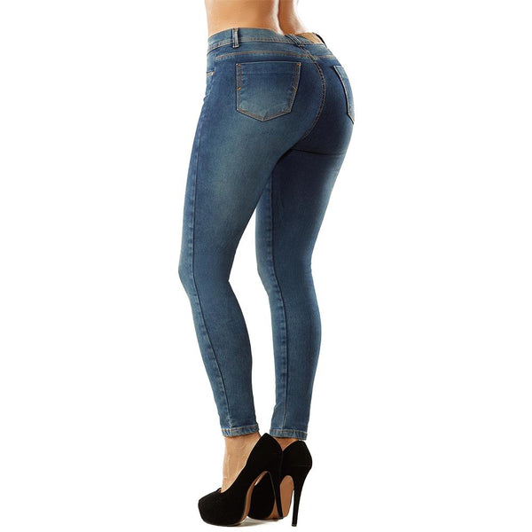 Shape Concept Colombian Butt Lift Jeans Levanta Cola Colombianos 2409
