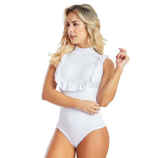 Shape Concept Fajas Colombianas Mid Compression Bodysuits with Internal Powernet Shaper (One Size fits XS-L) 4511-2