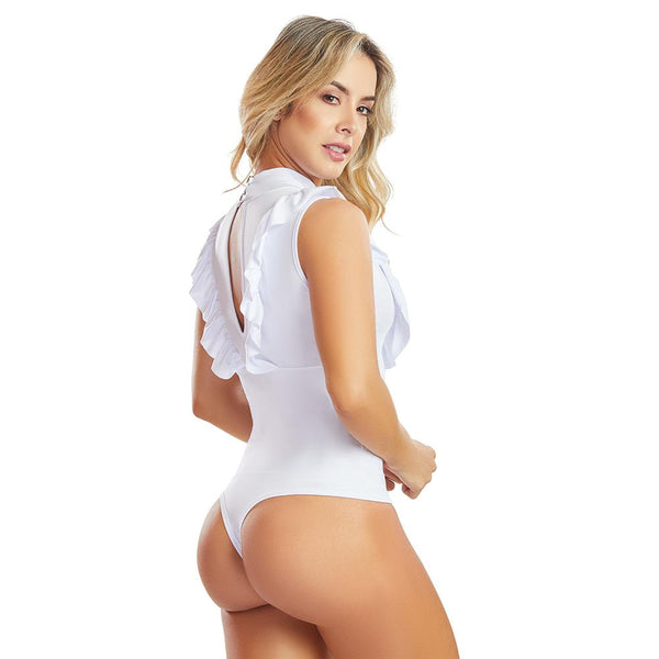 Shape Concept Fajas Colombianas Mid Compression Bodysuits with Internal Powernet Shaper (One Size fits XS-L) 4511-2 - Fajas Colombianas | Colombian Shapewear