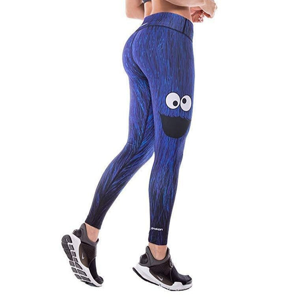 Colombian Workout high Waisted Leggings for Women | Compression Tight Crossfit Yoga Pants Many Styles  - Monsta - Fajas Colombianas | Colombian Shapewear