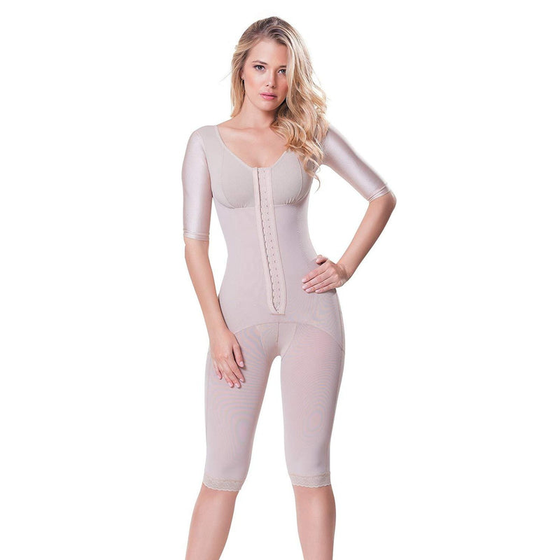 Full Body High Compression Bodysuit - Fajas Colombianas | Colombian Shapewear