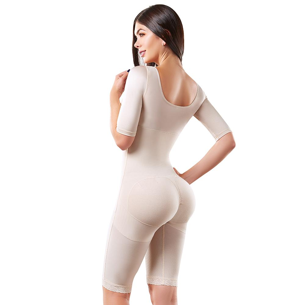 Shape Concept Fajas Colombianas Reductoras y Moldeadoras High Compression Garments After Liposuction Full Bodysuit SCM0072 - Fajas Colombianas | Colombian Shapewear