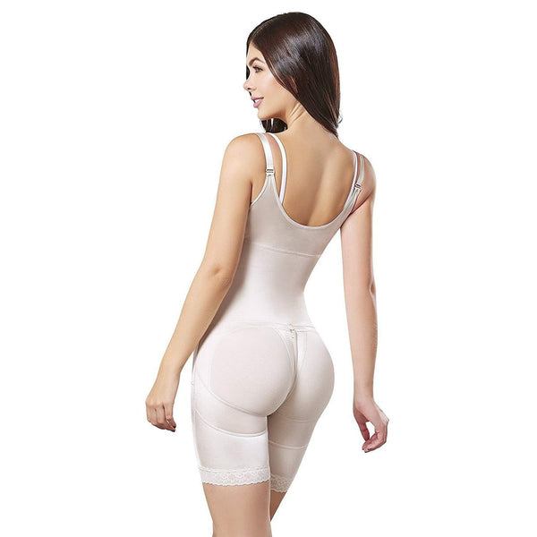 Shape Concept 091 Medium Compression Bodysuit With Thigh Control