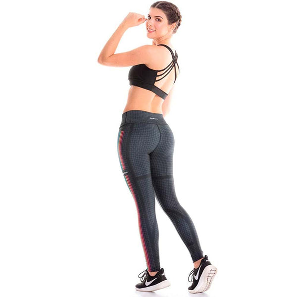 Colombian Workout high Waisted Leggings for Women | Compression Tight Crossfit Yoga Pants Many Styles  - Frek - Fajas Colombianas | Colombian Shapewear