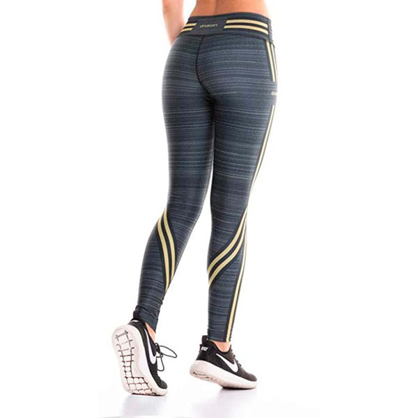 Colombian Workout high Waisted Leggings for Women | Compression Tight Crossfit Yoga Pants Many Styles -  Gian - Fajas Colombianas | Colombian Shapewear