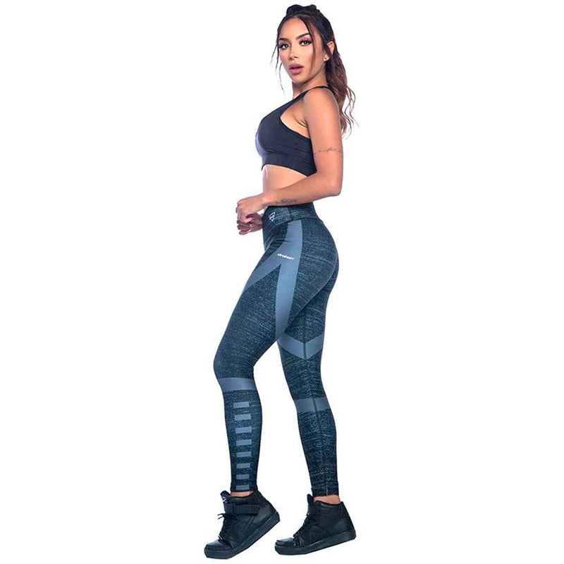Colombian Workout high Waisted Leggings for Women | Compression Tight Crossfit Yoga Pants Many Styles  - HS2 - Fajas Colombianas | Colombian Shapewear