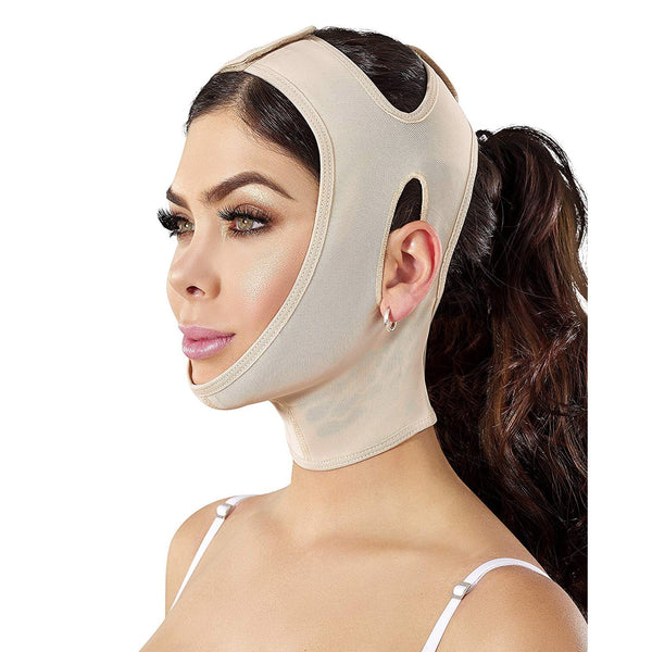 Shape Concept SCA001 chin strap support band neck bandage face lifting slimmer - Fajas Colombianas | Colombian Shapewear