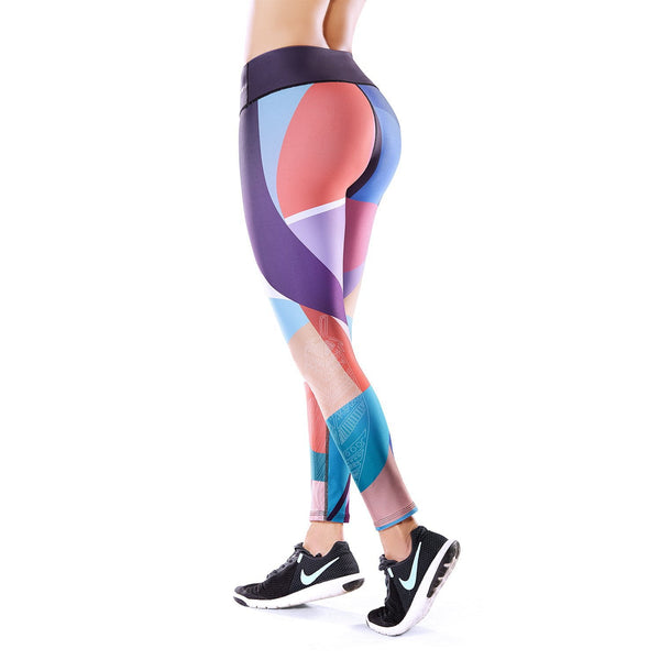 Shape Concept High Tech Sculpting Active Leggings - Fragment SCL010