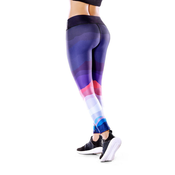 Shape Concept High Tech Sculpting Active Leggings - Geode - Fajas Colombianas | Colombian Shapewear