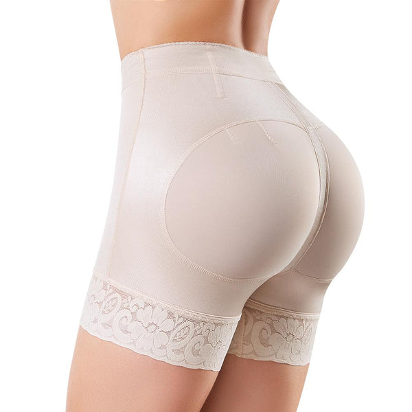 Shape Concept SCS001 Medium Compression Sculpting Lift Shorts - Fajas Colombianas | Colombian Shapewear