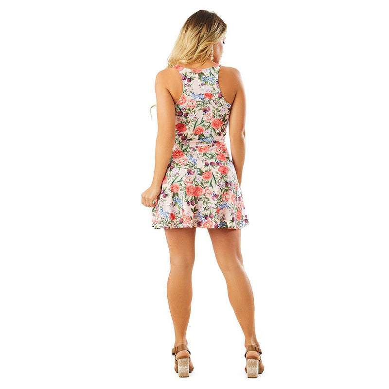 Shape Concept Colombian Floral Dresses for Women SCV007 - Fajas Colombianas | Colombian Shapewear