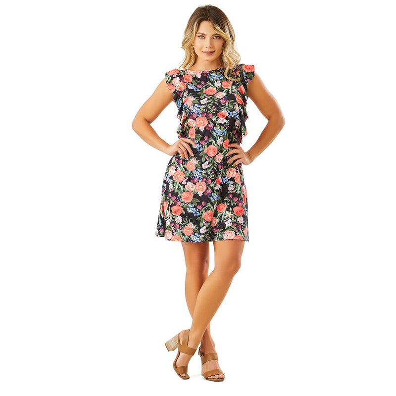 Shape Concept Colombian Floral Dresses for Women SCV012 - Fajas Colombianas | Colombian Shapewear