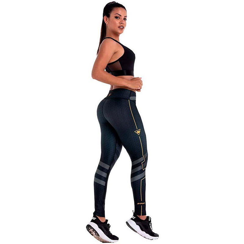 Colombian Workout high Waisted Leggings for Women | Compression Tight Crossfit Yoga Pants Many Styles  - V1 - Fajas Colombianas | Colombian Shapewear