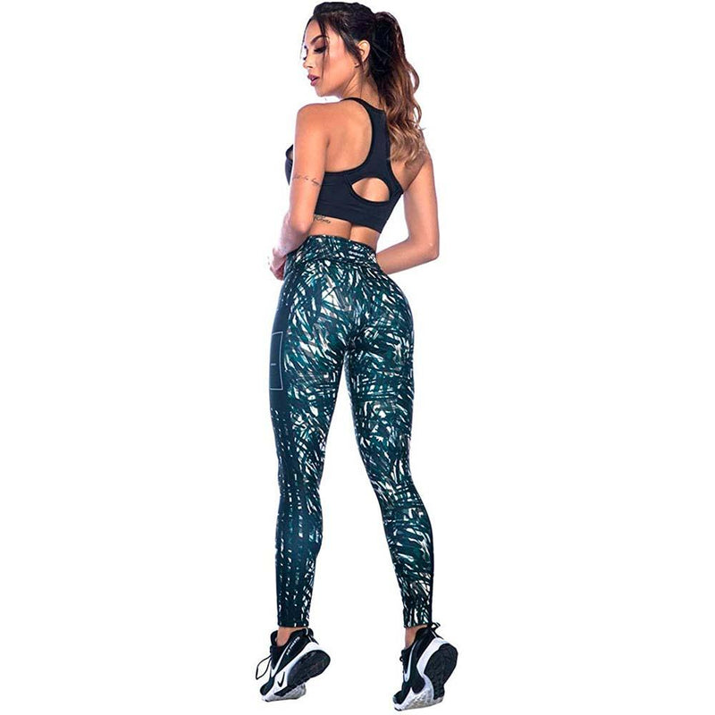 Colombian Workout high Waisted Leggings for Women | Compression Tight Crossfit Yoga Pants Many Styles  - Grs - Fajas Colombianas | Colombian Shapewear