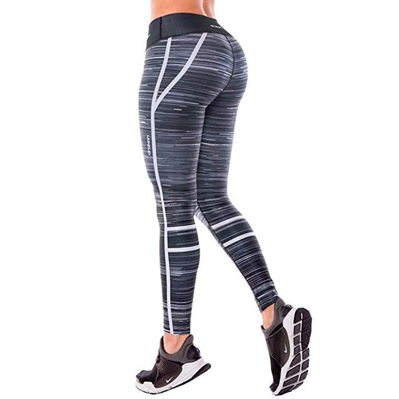 Colombian Workout high Waisted Leggings for Women | Compression Tight Crossfit Yoga Pants Many Styles  - Redio - Fajas Colombianas | Colombian Shapewear