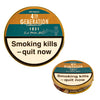 A 50g tin of Erik Stokkebye 4th Generation pipe tobacco
