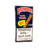 A pack of 5 Backwoods Blue cigars