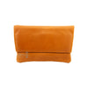 Leather Hand Rolling Tobacco Pouch (608A) - Tan