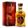Cardhu12 Year Old. Speyside Single Malt Scotch Whisky.