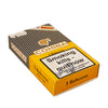 Cohiba Robusto cigars. Pack of 3 Cuban cigars in aluminium tubes