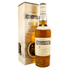 Cragganmore 12 Year Old. Speyside Single Malt Scotch Whisky