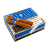 Gilbert de Montsalvat Classic Robusto. Box of 16 cigars