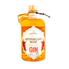 Apothecary Rose Secret Garden Gin The backbone for this gin is Juniper and Coriander where the seeds and berries are lightly crushed, Angelica root and the subtler flavours of the Angelica leaf are used in conjunction with Winter Savory, a plant not dissimilar to Rosemary but with more subtle notes.