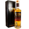 Glasgow Distillery 1770. Lowland Single Malt Scotch Whisky 50cl