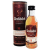A 5cl bottle of Glenfiddich 18 year old Scotch whisky from the Speyside