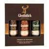 Glenfiddich triple pack