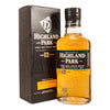Highland Park 12 year old Highland single malt scotch whisky 35cl