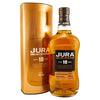 Jura 10 year old Highland single malt scotch whisky 70cl