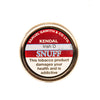 A 25g tin of Kendal Irish D Snuff