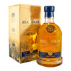 A 70cl bottle of 10 edition 100% islay Kilchoman single malt scotch whisky
