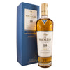 Macallan 18 Year old, Speyside single malt scotch whisky