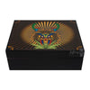 Colours of Mayab hand made cigar humidor