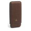 Montecristo Fleur de Lis Leather Case with three La Linea 1935 Cigars