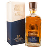 A 70 cl bottle of The Nikka 12 year old Single Malt Whisky from Japan