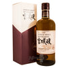 A 70 cl bottle of Miyagikyo Single Malt Whisky from Japan