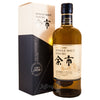 A 70cl bottle of Yoichi Single Malt Whisky from Japan