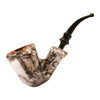Harmony Rustic Hand Shaped and Carved Tobacco Pipe